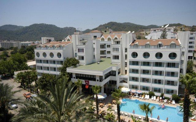 Sesin Hotel Турция, Мармарис - отзывы, цены и фото номеров - забронировать отель Sesin Hotel онлайн вид на фасад