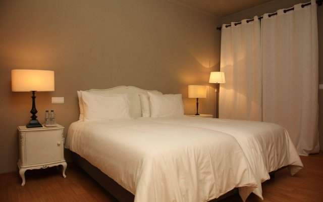 Отель Quinta Abelheira Понта-Делгада комната для гостей
