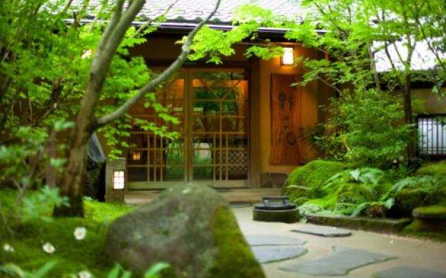 Отель Oyado Nonohana Минамиогуни вид на фасад