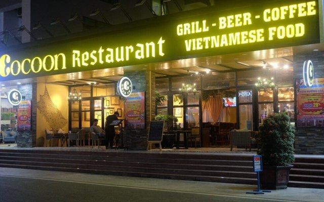 Отель 999 CONDOTEL Muong Thanh Vien Trieu Нячанг вид на фасад