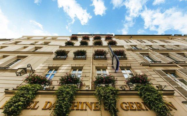 Отель Dauphine Saint Germain Hotel Франция, Париж - отзывы, цены и фото номеров - забронировать отель Dauphine Saint Germain Hotel онлайн вид на фасад