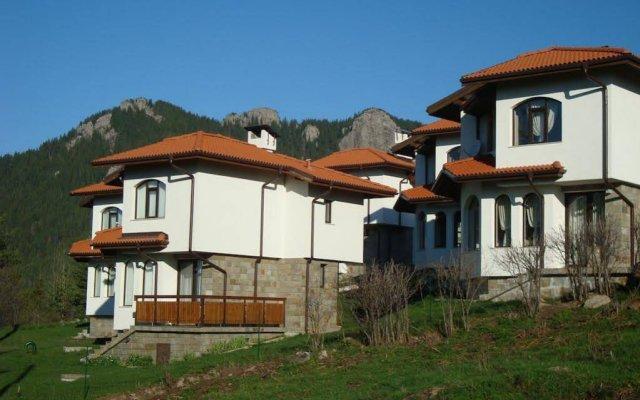 Отель Cassiopea Villas вид на фасад