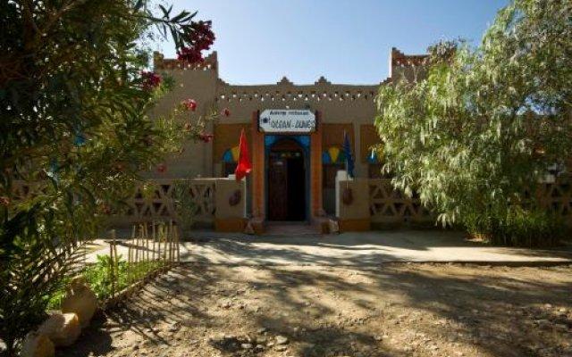 Отель Auberge Ocean des Dunes Марокко, Мерзуга - отзывы, цены и фото номеров - забронировать отель Auberge Ocean des Dunes онлайн вид на фасад