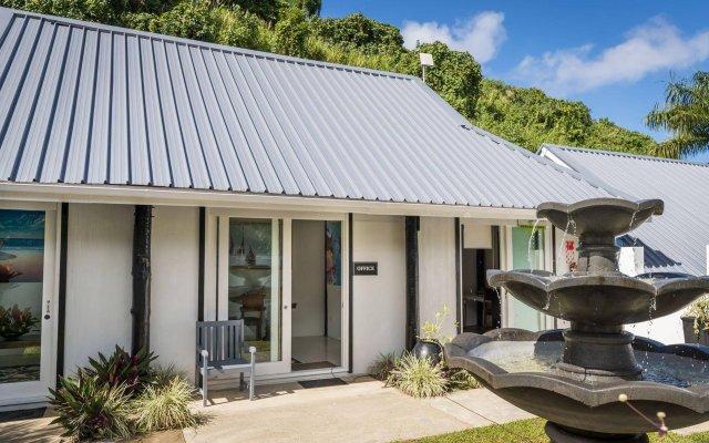 Отель Wellesley Resort Фиджи, Вити-Леву - отзывы, цены и фото номеров - забронировать отель Wellesley Resort онлайн вид на фасад