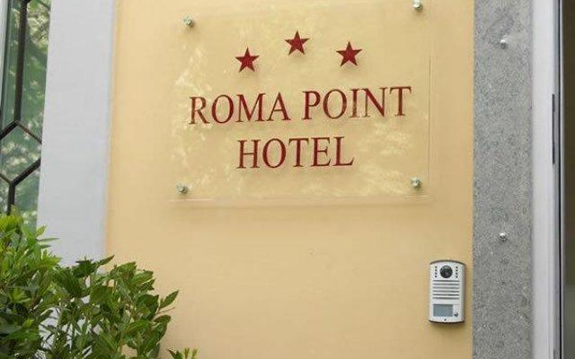 Отель Roma Point Hotel Италия, Рим - отзывы, цены и фото номеров - забронировать отель Roma Point Hotel онлайн вид на фасад