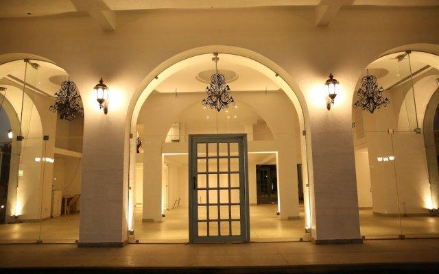 Отель Villa Donna Гоа вид на фасад