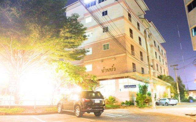 Ban Bua Resort & Hotel вид на фасад