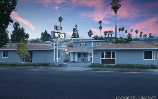 Отель Santa Monica Motel вид на фасад