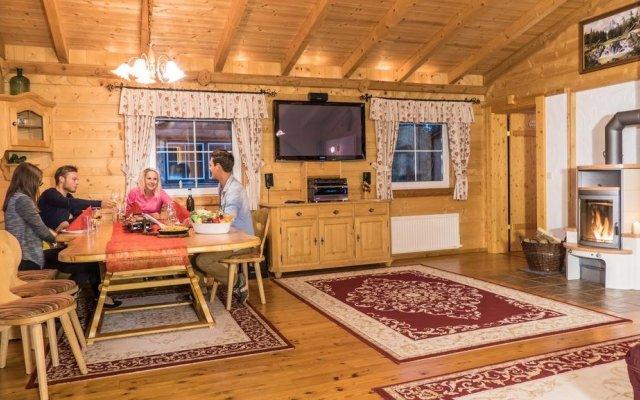 Отель Feriendorf - Hüttendorf - Gröbming комната для гостей