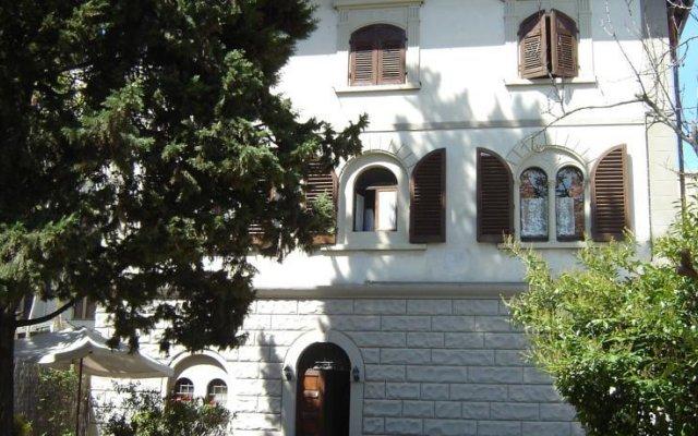 Отель Casa Toselli вид на фасад