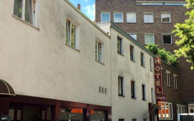 Hotel CityInn вид на фасад