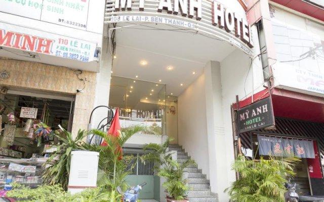 7S Hotel My Anh вид на фасад