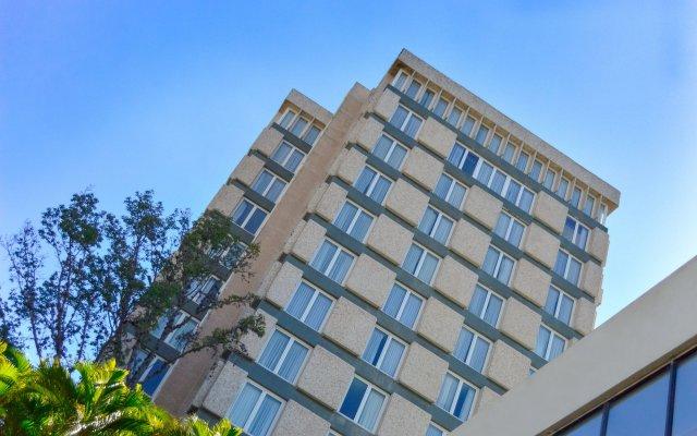 Отель Honduras Maya Гондурас, Тегусигальпа - отзывы, цены и фото номеров - забронировать отель Honduras Maya онлайн вид на фасад