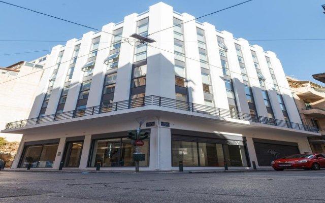 Aristo Boutique Hotel вид на фасад