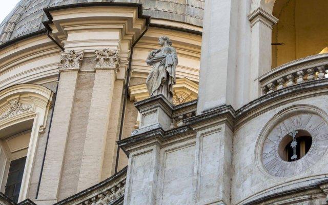 Eitch Borromini Palazzo Pamphilj In Rome Italy From 271