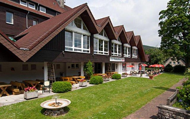 Отель Wald - & Sporthotel Festenburg вид на фасад