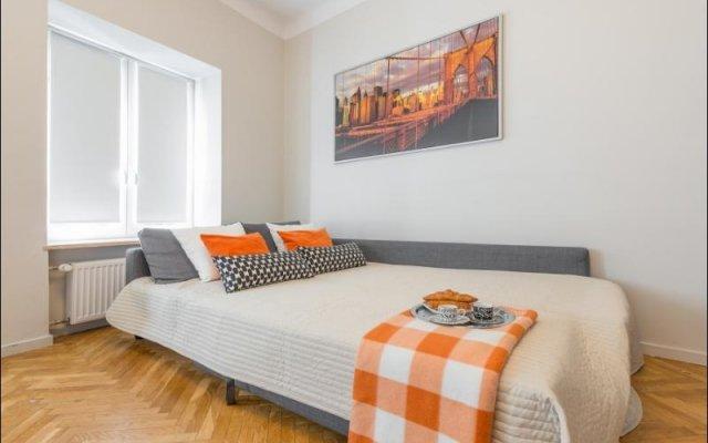 Апартаменты P&o Freta Studio Варшава комната для гостей