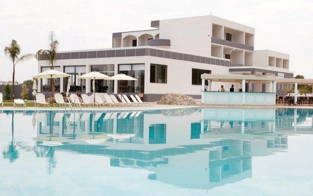 Отель Evita Resort - All Inclusive вид на фасад