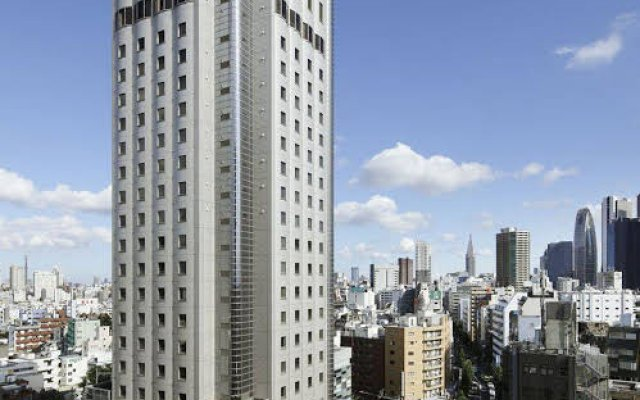Kaiyo Shinjuku Hotel вид на фасад