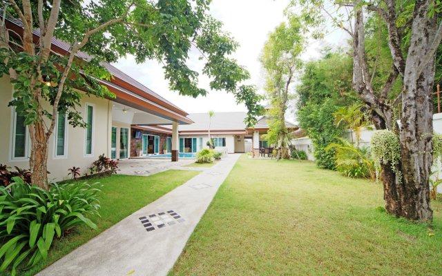 Отель Baan Piam Sanook вид на фасад