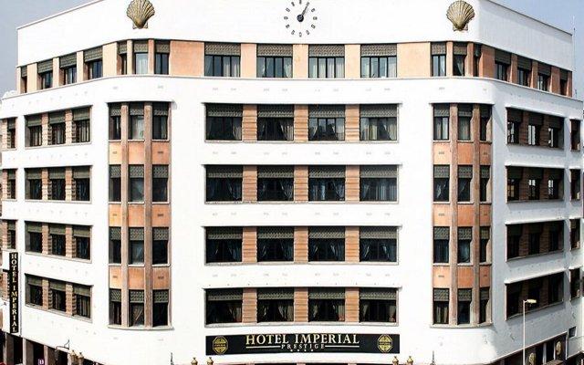 Отель Imperial Casablanca Марокко, Касабланка - отзывы, цены и фото номеров - забронировать отель Imperial Casablanca онлайн вид на фасад