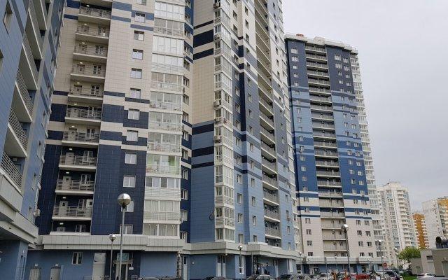Апартаменты DeLuxe Apartment Akademika Yangelya 2 вид на фасад