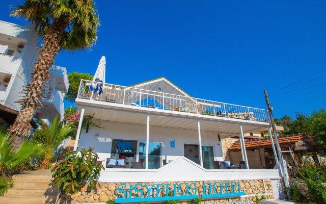 Sisyphos Hotel Турция, Патара - отзывы, цены и фото номеров - забронировать отель Sisyphos Hotel онлайн вид на фасад