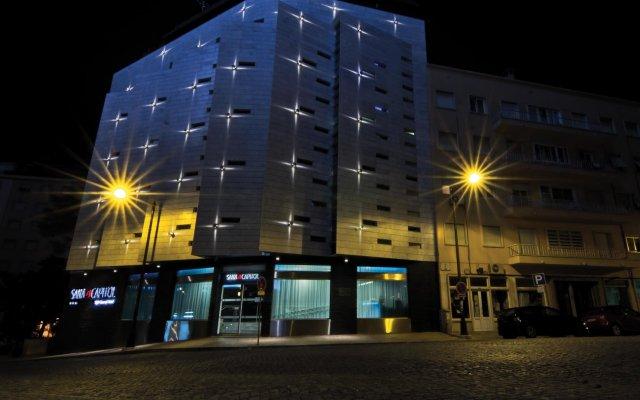 Отель SANA Capitol Hotel Португалия, Лиссабон - 1 отзыв об отеле, цены и фото номеров - забронировать отель SANA Capitol Hotel онлайн вид на фасад