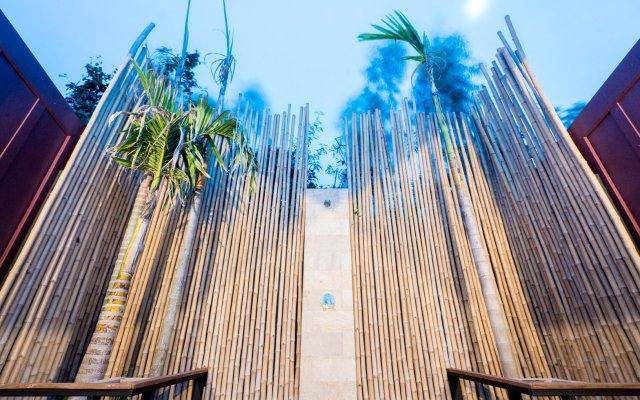 Отель The Cinnamon Resort Паттайя вид на фасад