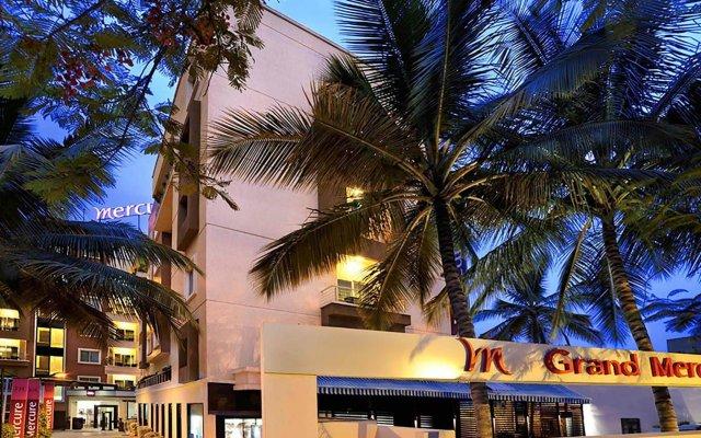 Grand Mercure Bangalore An Accor Hotels Brand Bangalore India