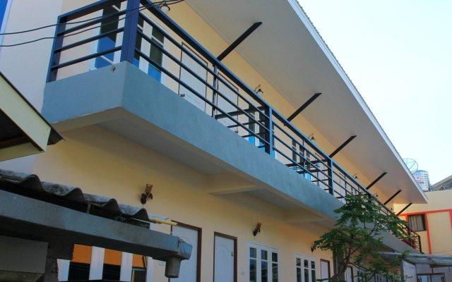Отель I-Talay Trio вид на фасад