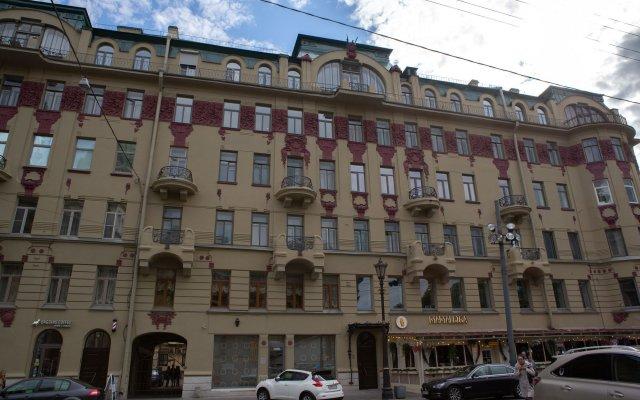 Гостиница Room-complex Kazanskaya в Санкт-Петербурге отзывы, цены и фото номеров - забронировать гостиницу Room-complex Kazanskaya онлайн Санкт-Петербург вид на фасад