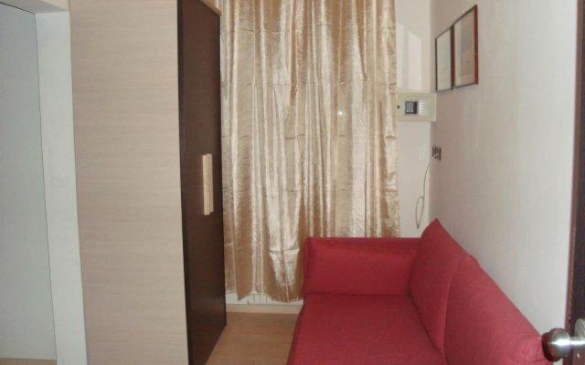 Отель CANASTA Римини комната для гостей