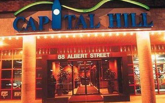 Отель Capital Hill Hotel & Suites Канада, Оттава - отзывы, цены и фото номеров - забронировать отель Capital Hill Hotel & Suites онлайн вид на фасад