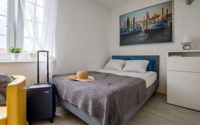 Отель Apartamenty Przytulne Piwna 19-21 комната для гостей