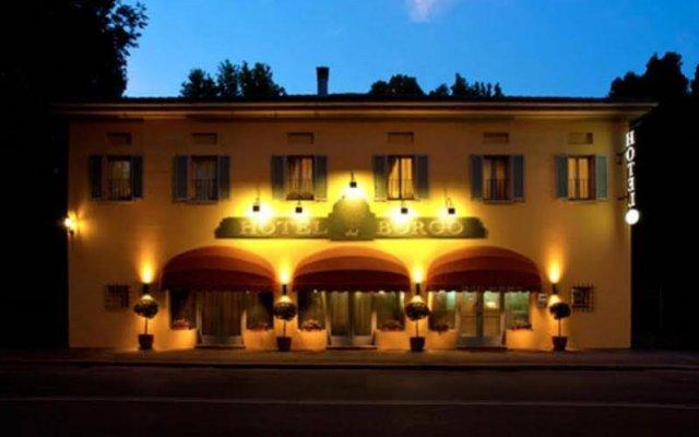 Отель Del Borgo Италия, Болонья - отзывы, цены и фото номеров - забронировать отель Del Borgo онлайн вид на фасад