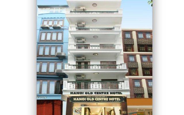 Отель Hanoi Old Centre Hotel Вьетнам, Ханой - отзывы, цены и фото номеров - забронировать отель Hanoi Old Centre Hotel онлайн вид на фасад