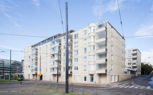 Отель 2ndhomes Kalevankatu apartment 2 Финляндия, Хельсинки - отзывы, цены и фото номеров - забронировать отель 2ndhomes Kalevankatu apartment 2 онлайн вид на фасад