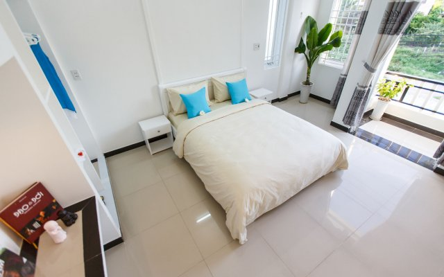 Отель Retreat Home Hoian комната для гостей