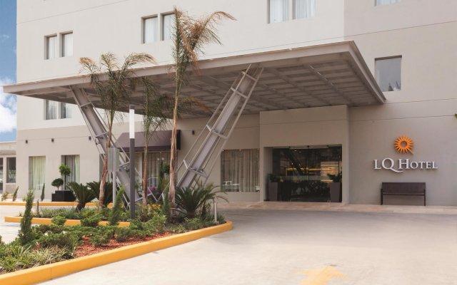 LQ Hotel Tegucigalpa вид на фасад