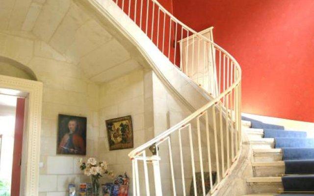 Отель Château de Beaulieu Франция, Сомюр - отзывы, цены и фото номеров - забронировать отель Château de Beaulieu онлайн вид на фасад
