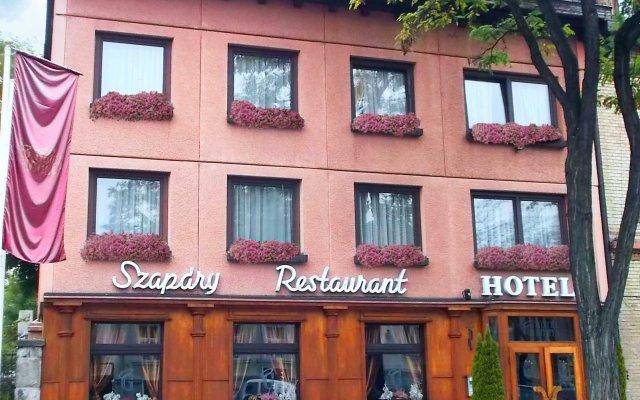 Hotel Gloria Budapest вид на фасад