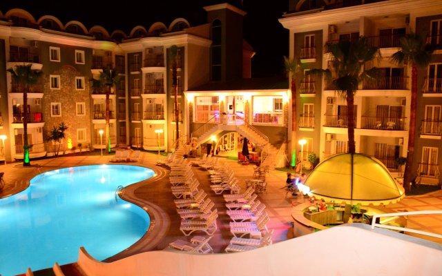 Alenz Suite Турция, Мармарис - отзывы, цены и фото номеров - забронировать отель Alenz Suite онлайн вид на фасад
