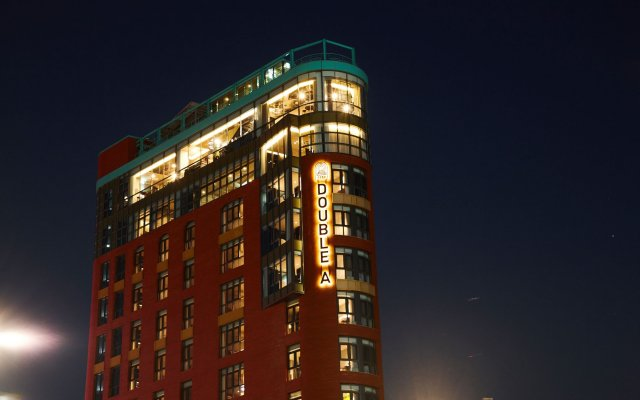 Отель Double A Южная Корея, Сеул - отзывы, цены и фото номеров - забронировать отель Double A онлайн вид на фасад