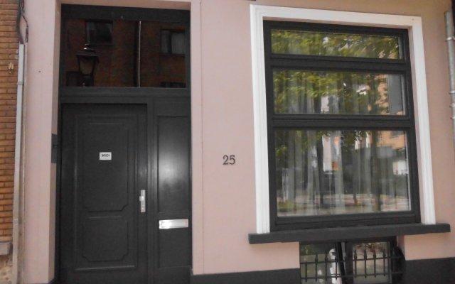Отель Midi Residence Бельгия, Брюссель - отзывы, цены и фото номеров - забронировать отель Midi Residence онлайн вид на фасад