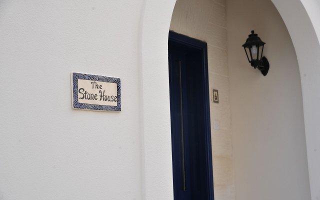 Отель The Stone House Мальта, Сан Джулианс - отзывы, цены и фото номеров - забронировать отель The Stone House онлайн вид на фасад