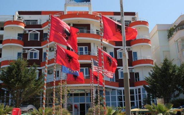 Отель Elba Албания, Дуррес - отзывы, цены и фото номеров - забронировать отель Elba онлайн вид на фасад
