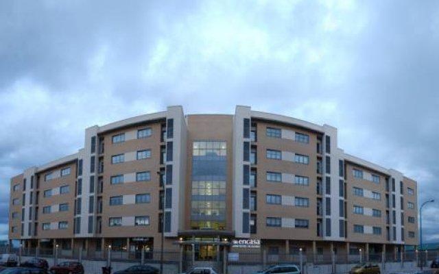 Отель Aparthotel Encasa Испания, Мадрид - отзывы, цены и фото номеров - забронировать отель Aparthotel Encasa онлайн вид на фасад