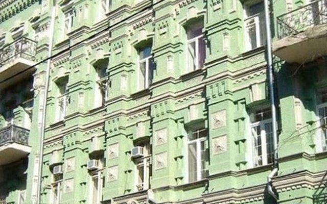 Summit Apart Hotel вид на фасад