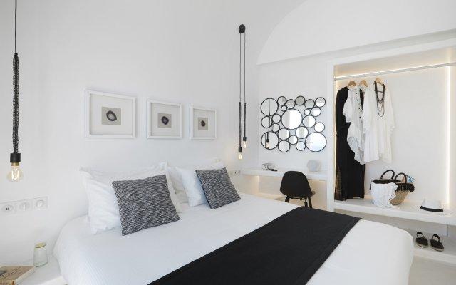 Отель Villa Etheras Греция, Остров Санторини - отзывы, цены и фото номеров - забронировать отель Villa Etheras онлайн комната для гостей